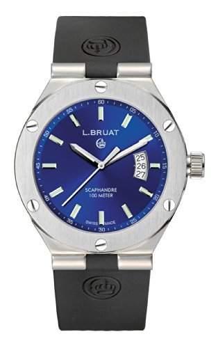 LB-Herrenuhr Ø 45, blau