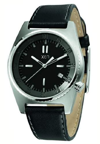 XEN Herrenuhr schwarz XQ0220