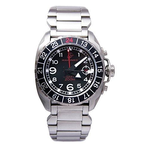 USMC wa140gmt Armbanduhr