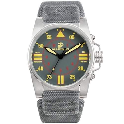 USMC Uhr - United States Marine Corps Watch - Militaeruhr - WA101
