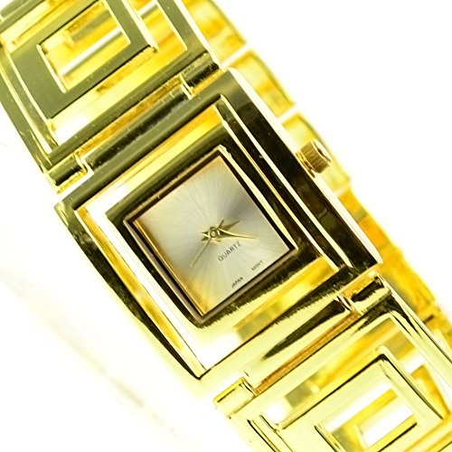 Silber Mode Fashion Uhr mit Faltschliesse al 560