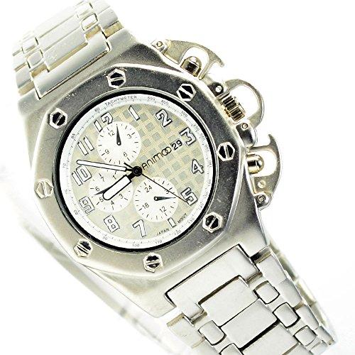 Power Design mit Datumsanzeige Chronograph Look al 517