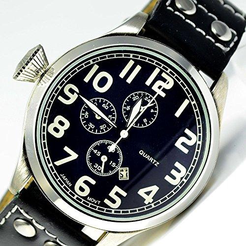 Power Design mit Datumsanzeige Chronograph Look al 529