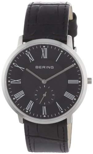 BERING Time Herren-Armbanduhr Slim Classic 11139-408