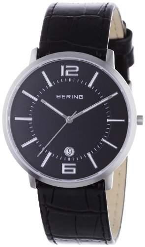 BERING Time Herren-Armbanduhr Slim Classic 11139-409