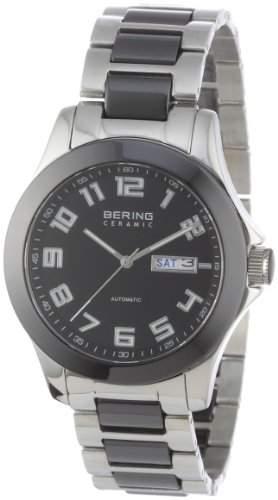 BERING Time Herren-Armbanduhr Slim Ceramic Ceranetic 11341-742