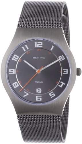 BERING Time Herren-Armbanduhr Slim Classic 11937-007