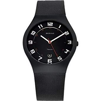 BERING Time Herren-Armbanduhr Slim Classic 11937-222
