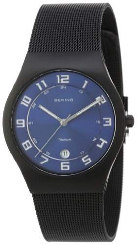 BERING Time Herren-Armbanduhr Slim Classic 11937-227
