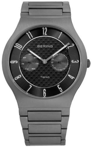 Bering Time Herren-Armbanduhr Classic Analog Quarz 11939-777