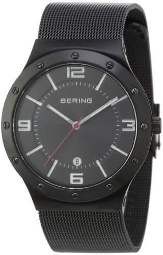 BERING Time Herren-Armbanduhr Slim Classic 12739-077