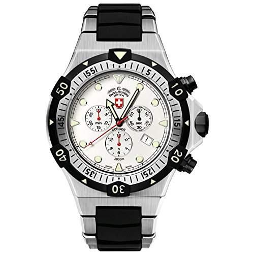 CX Swiss Military Watch Conger 2215