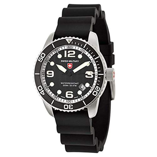 CX Swiss Military Watch Marlin Scuba 27011
