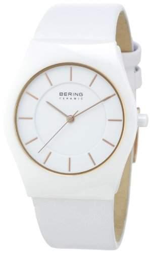 BERING Time Herren-Armbanduhr Slim Ceramic 32035-656