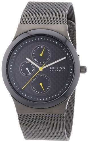 Bering Time Herren-Armbanduhr Slim Ceramic 32139-222