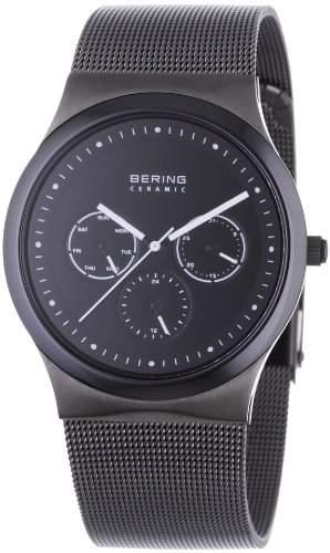 BERING Time Herren-Armbanduhr Slim Ceramic 32139-302