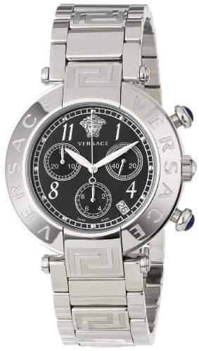 Versace Herrenuhr New Reve Chronograph Q5C99D009S099