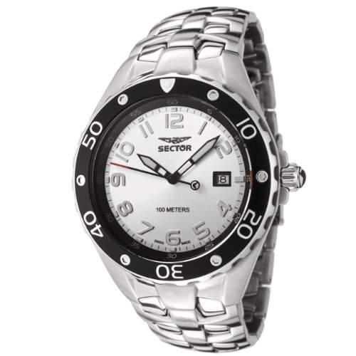 Sector Herren-Armbanduhr 340 R3253340015