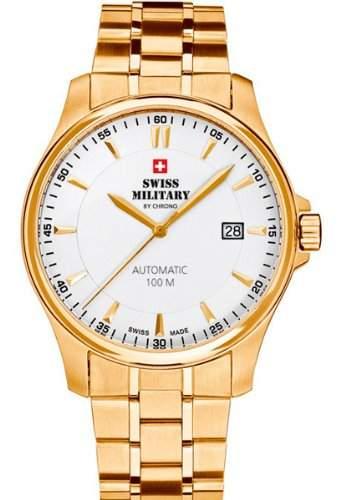 Herr Uhr Swiss Military SMA3402504