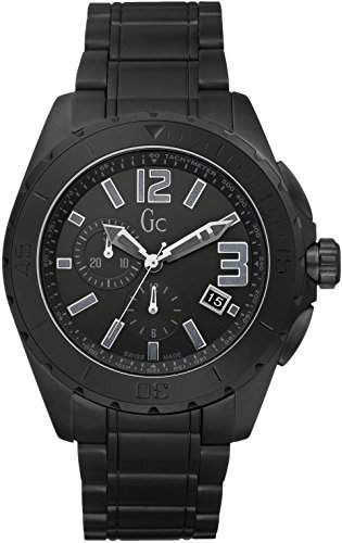 Guess Herren-Armbanduhr Analog Quarz Edelstahl X76011G2S