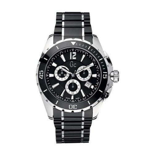 Gc Sport Class XXL Ceramic Mens Chronograph Watch X76002G2S