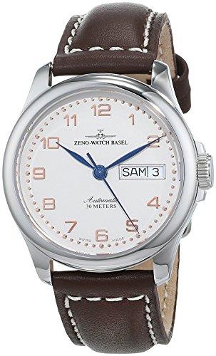 Zeno Watch Basel Unisexarmbanduhr Pilot Basic 12836DD f2