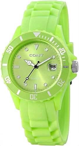 CONT Damen-Armbanduhr Analog Quarz Silikon RP3458650002