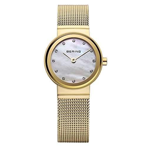 BERING Time Damen-Armbanduhr Slim Classic 10126-334