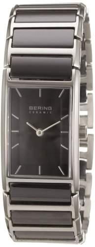 BERING Time Damen-Armbanduhr Slim Ceramic 30121-742