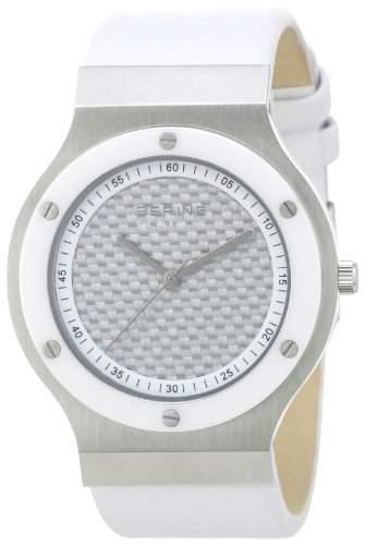 Bering Time Unisex-Armbanduhr Ceramic Analog Quarz 32538-659