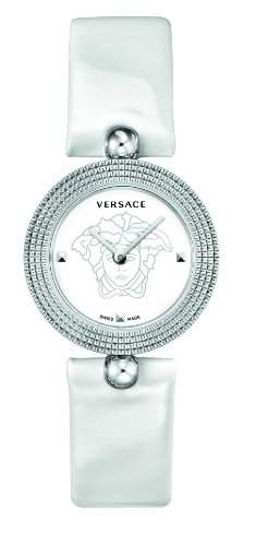 Versace Damen-Armbanduhr EON Analog edelstahl silber 94Q99D002 S001