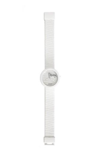 Fullspot Unisex Armbanduhr Analog Quarz Weiss CLOCKWB CB