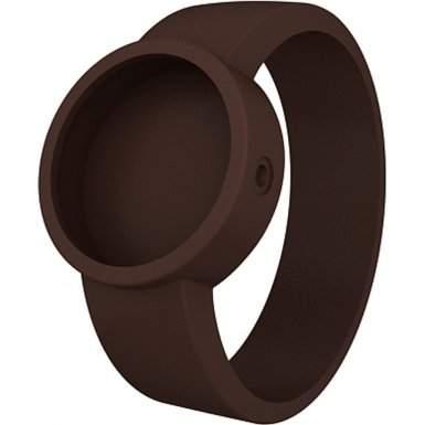 Fullspot O clock Unisex-Armbanduhr Analog Quarz Silikon OCS04-X