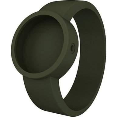 Fullspot O clock Unisex-Armbanduhr Analog Quarz Silikon OCS13-X