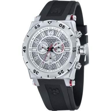 Swiss Eagle Svitzer fuer Maenner -Armbanduhr Chronograph Quartz SE-9076-01