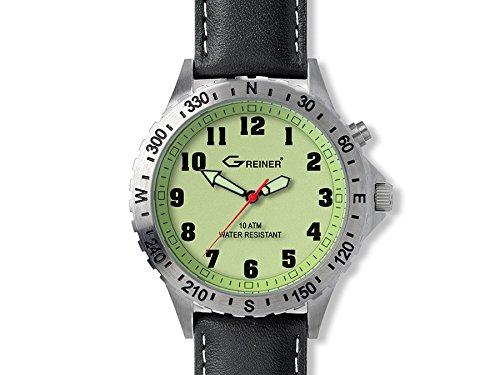 Greiner 1209 N Armbanduhr ohne Motiv
