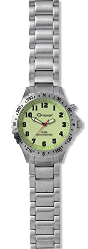 Greiner 1209 NM Armbanduhr ohne Motiv
