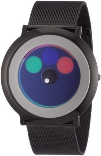 Colour Inspiration Unisex-Armbanduhr Analog Edelstahl beschichtet 2014L001