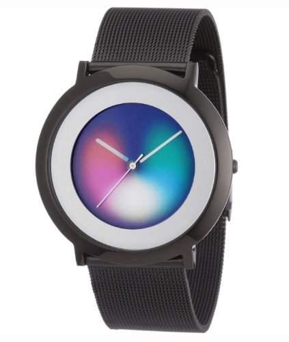 Colour Inspiration Unisex-Armbanduhr Analog Edelstahl beschichtet 2014L002