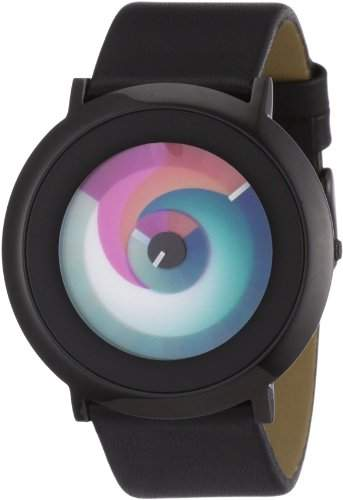 Colour Inspiration Unisex-Armbanduhr Analog Leder 2014L004
