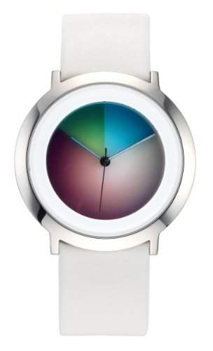 Colour Inspiration Unisex-Armbanduhr Analog Leder 2014L007