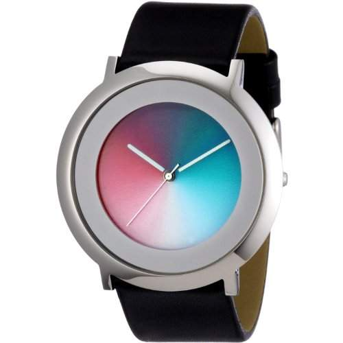 Colour Inspiration Unisex-Armbanduhr Analog Leder 2014L009