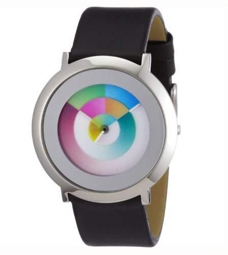 Colour Inspiration Unisex-Armbanduhr Analog Leder 2014L011