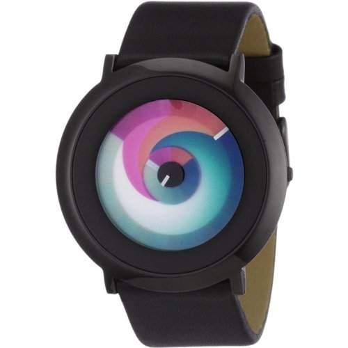 Colour Inspiration Unisex-Armbanduhr Analog Leder 2014M004