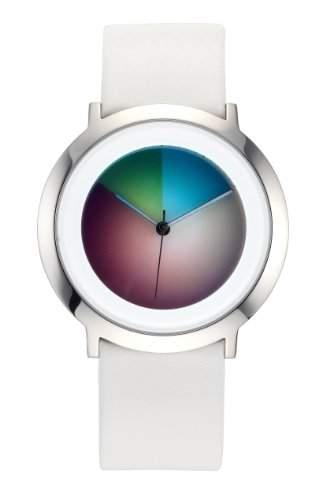 Colour Inspiration Unisex-Armbanduhr Analog Leder 2014M007