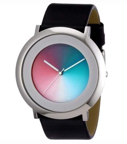 Colour Inspiration Unisex-Armbanduhr Analog Leder 2014M009