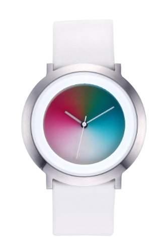 Colour Inspiration Unisex-Armbanduhr Analog Leder 2014M010