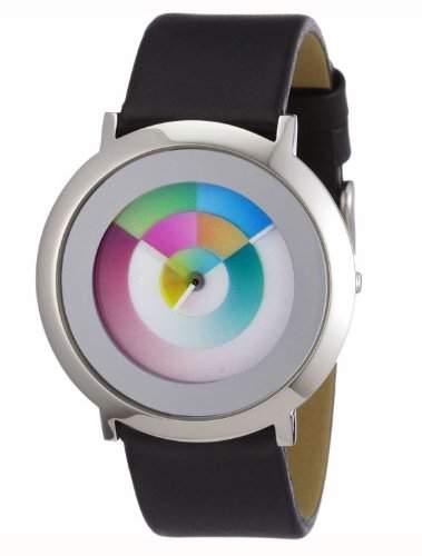 Colour Inspiration Unisex-Armbanduhr Analog Leder 2014M011
