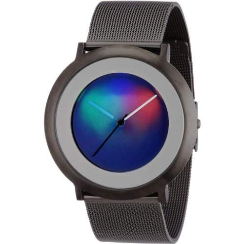 Colour Inspiration Unisex-Armbanduhr Analog Edelstahl beschichtet 2014M006