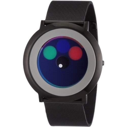 Colour Inspiration Unisex-Armbanduhr Analog Edelstahl beschichtet 2014M001